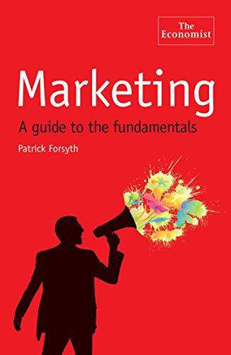9781846681936: Economist: Marketing: A Guide to the Fundamentals