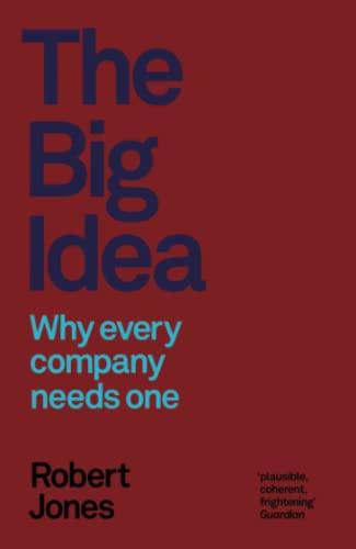 9781846682742: The Big Idea