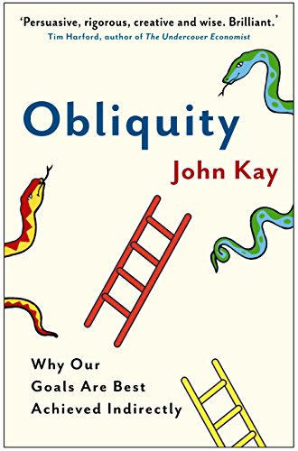 9781846682896: Obliquity: Why Our Goals Are Best Achieved Indirectly. John Kay