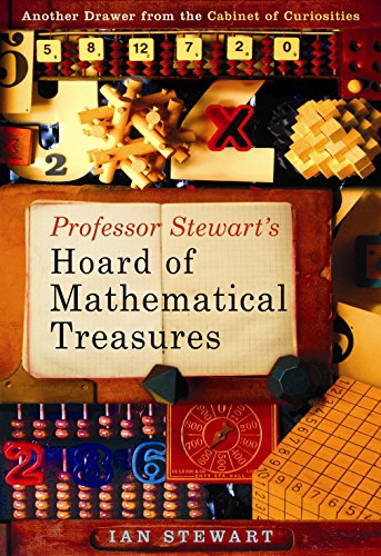 9781846682926: Professor Stewart's Hoard of Mathematical Treasures: Another Drawer from the Cabinet of Curiosities