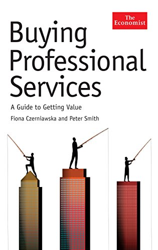 9781846683251: The Economist: Buying Professional Services: How to get value for money from consultants and other professional services providers
