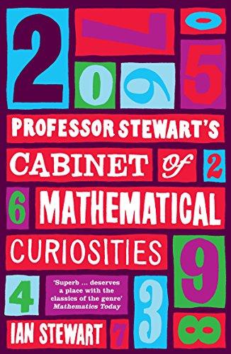 9781846683459: Professor Stewart's Cabinet of Mathematical Curiosities