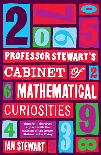 9781846683459: Professor Stewart's Cabinet of Mathematical Curiosities