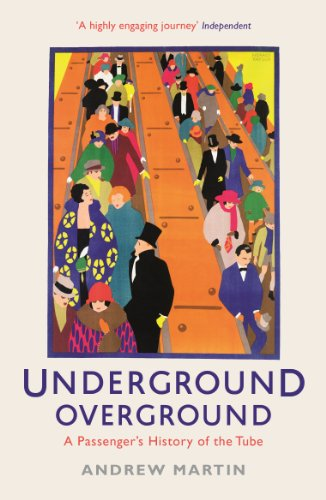 9781846684784: Underground, Overground