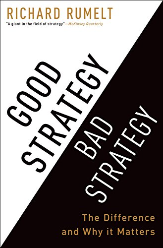 9781846684807: Good Strategy/Bad Strategy: The difference and why it matters