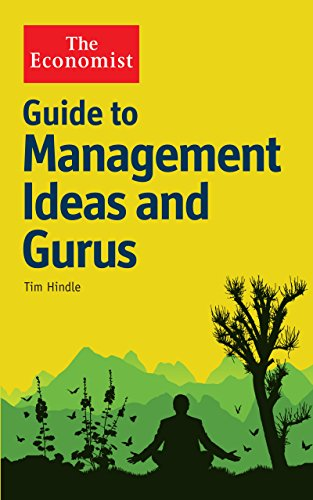 9781846686078: The Economist Guide to Management Ideas and Gurus