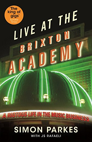 9781846689567: Live at the Brixton Academy