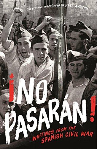 9781846689970: !No Pasaran!: Writings from the Spanish Civil War