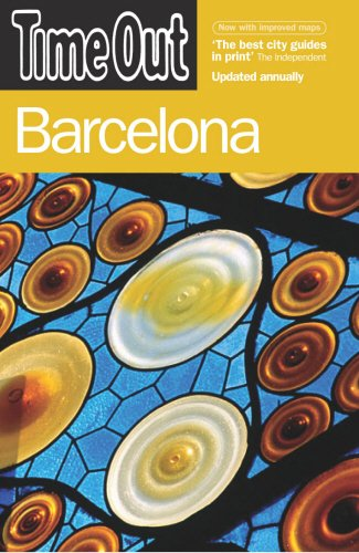 9781846700040: Time Out Barcelona (Time Out Guides)