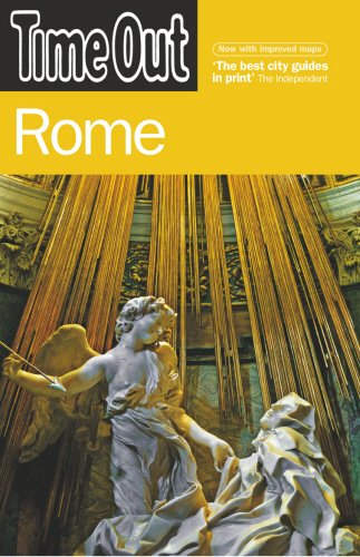 9781846700187: Time Out Rome (Time Out Guides)