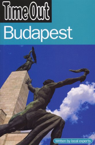 9781846700279: Time Out Budapest (Time Out Guides)