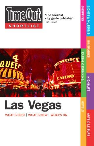 9781846700439: Time Out Shortlist Las Vegas - 1st Edition