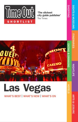 Time Out Shortlist Las Vegas (9781846700439) by Editors of Time Out