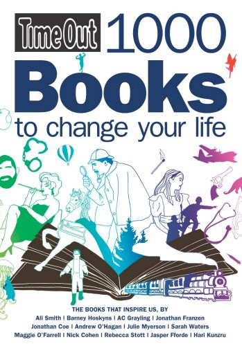 Time Out 1000 Books to Change Your: Time Out Guides