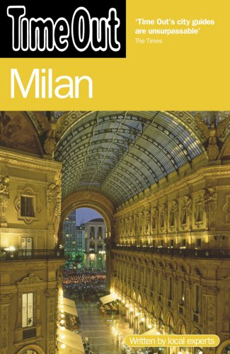 9781846700590: Time Out Milan 4th edition