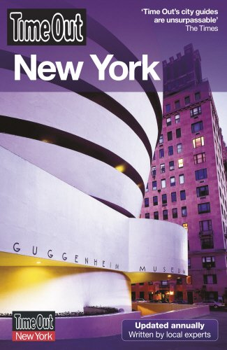 Time Out New York (Time Out Guides): Editors of Time