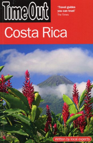 9781846700910: Time Out Costa Rica - 1st edition