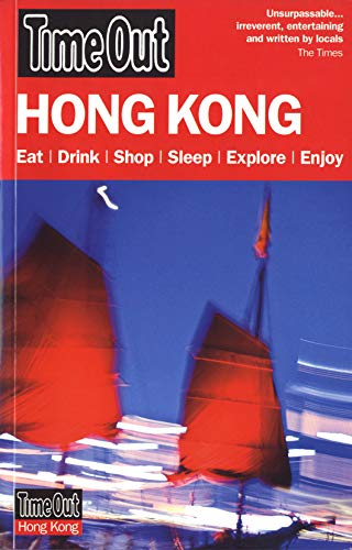 9781846701146: Time Out Hong Kong (Time Out Guides)