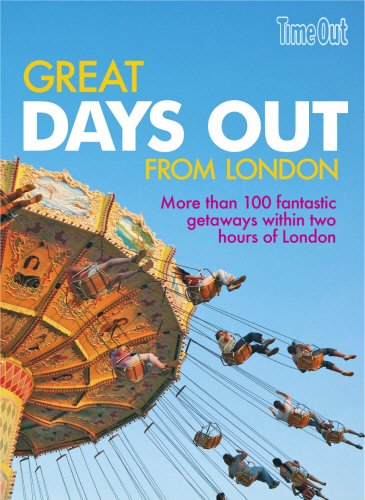 9781846701160: Great Days Out from London (Time Out Guide)