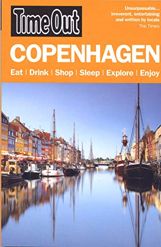 9781846701177: Time Out Copenhagen 5th edition