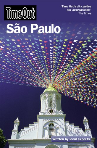 9781846701269: Time Out Sao Paulo 1st edition