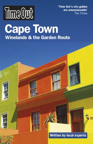 9781846701566: Time Out Cape Town: Winelands and the Garden Route (Time Out Guides)