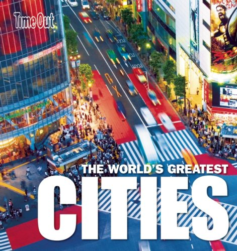 9781846701603: Time Out Cities