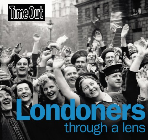 9781846701610: Time Out Londoners Through a Lens (Time Out Guides)