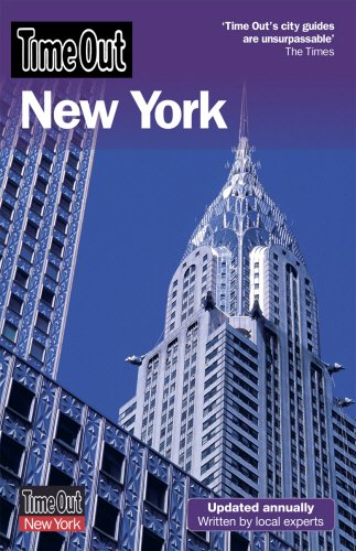 9781846701672: Time Out New York (Time Out Guides)