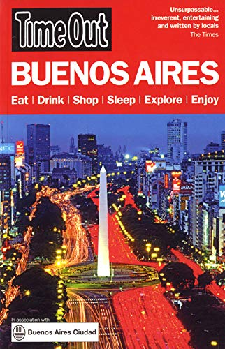 9781846701924: Time Out Buenos Aires (Time Out Guides)