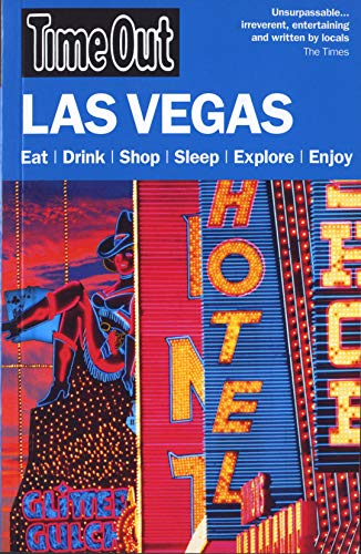 9781846701962: Time Out Las Vegas 7th edition [Idioma Inglés]