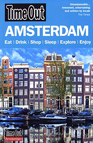 9781846701986: Time Out Amsterdam 11th edition (Time Out Guides) [Idioma Inglés]