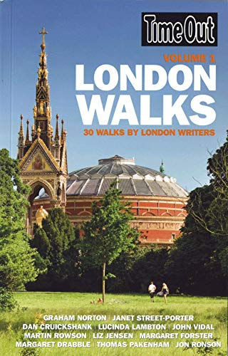 9781846702013: Time Out London Walks, Volume 1: 30 Walks by London Writers