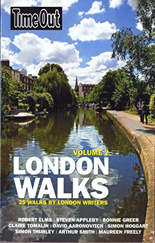 9781846702020: Time Out London Walks, Volume 2: 25 Walks by London Writers
