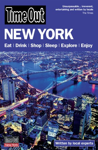 9781846702105: Time Out New York (Time Out Guides)