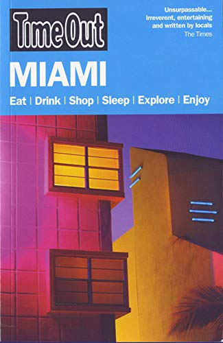9781846702143: Time Out Miami (Time Out Guides)