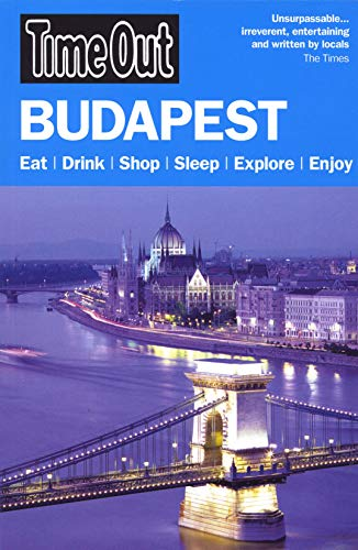 9781846702242: Time Out Budapest (Time Out Guides)