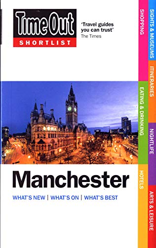 9781846702259: Time Out Shortlist Manchester 2nd edition