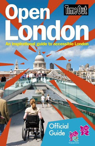 9781846702327: Time Out Open London: An Inspirational Guide to Accessible London