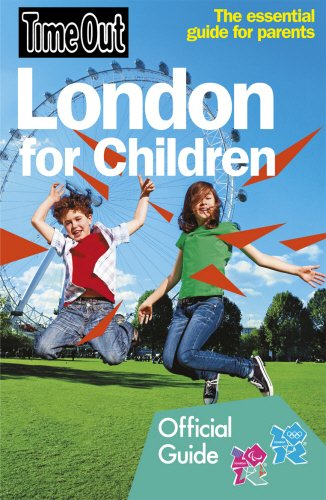 9781846702372: Time Out London for Children: 2012 edition