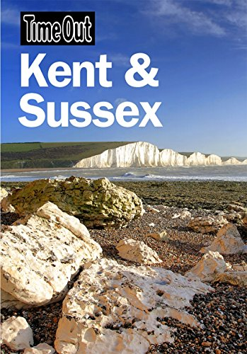 9781846702396: Time Out Kent and Sussex (Time Out Guides)