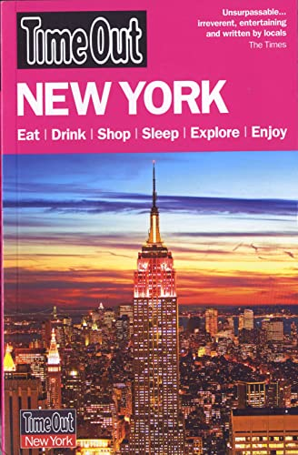 9781846702662: Time Out New York (Time Out Guides)