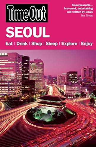 9781846702839: Time Out Seoul (Time Out Guides)