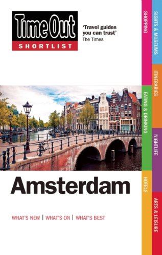 9781846703027: Time Out Shortlist Amsterdam