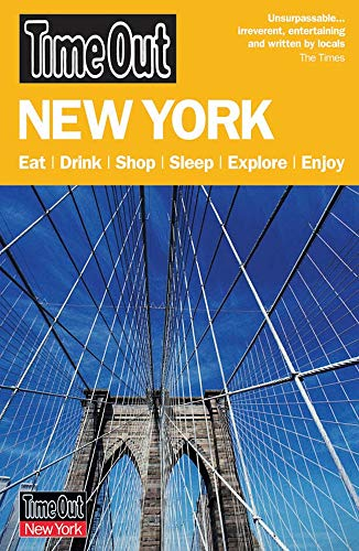 9781846703164: Time Out New York (Time Out Guides)