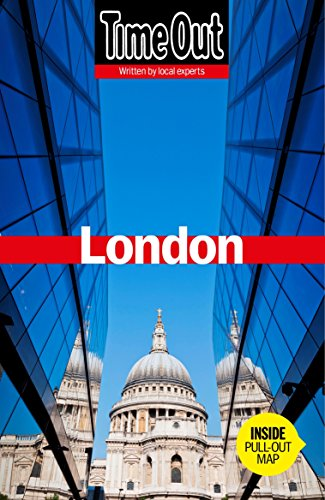 9781846703232: Time Out London (Time Out Guides)