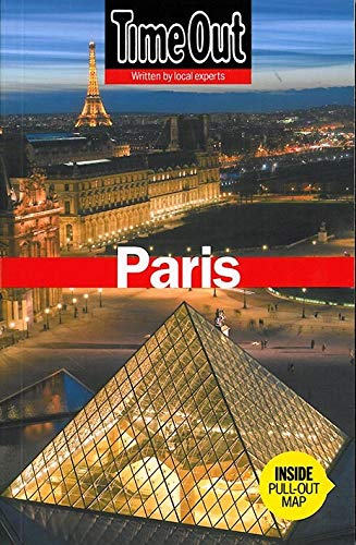 9781846703249: Time Out Paris (Time Out Guides)