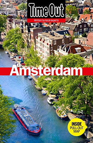 9781846703294: Time Out Amsterdam City Guide