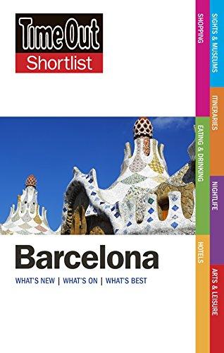 9781846703416: Time Out Barcelona Shortlist: Pocket Travel Guide (Time Out Shortlist)