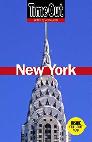9781846703539: Time Out New York City Guide